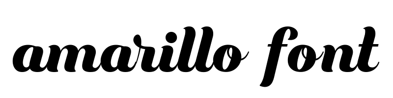 amarillo font generator, free text conversion online, no watermark, works for both Windows and Mac.