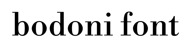 bodoni Font generator, free text conversion online, no watermark, works for both Windows and Mac.