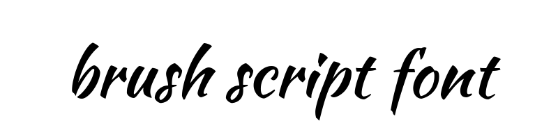 brush script Font generator, free text conversion online, no watermark, works for both Windows and Mac.