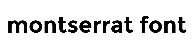 montserrat Font generator, online free text conversion,no watermark, available for both Windows and Mac.