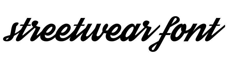 streetwear font generator, free text conversion online, no watermark, works for both Windows and Mac.