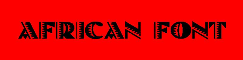 線上非洲字體轉換器,快速將英文字轉換成英文非洲字體 ,系統支援WIN+MAC蘋果系統