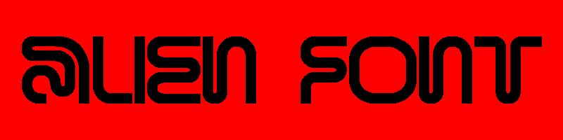 線上外星人字體轉換器,快速將英文字轉換成英文外星人字體 ,系統支援WIN+MAC蘋果系統