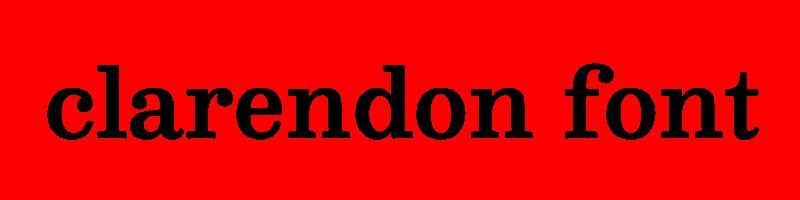 線上克拉倫登字體轉換器,快速將英文字轉換成英文克拉倫登字體 ,系統支援WIN+MAC蘋果系統