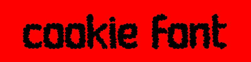 線上餅乾字體轉換器,快速將英文字轉換成英文餅乾字體 ,系統支援WIN+MAC蘋果系統