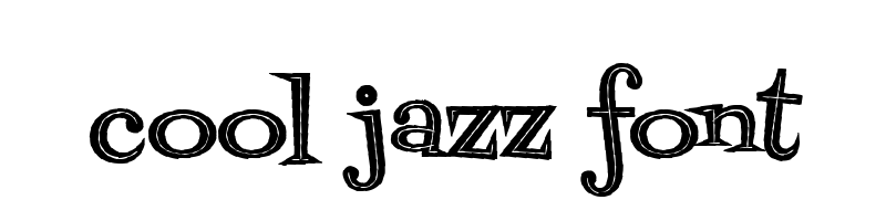 線上冷爵士樂字體轉換器,快速將英文字轉換成英文冷爵士樂字體 ,系統支援WIN+MAC蘋果系統