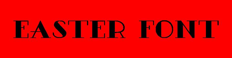 線上復活節字體轉換器,快速將英文字轉換成英文復活節字體 ,系統支援WIN+MAC蘋果系統