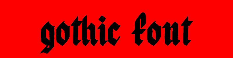線上哥特式字體轉換器,快速將英文字轉換成英文哥特式字體 ,系統支援WIN+MAC蘋果系統