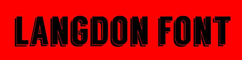 線上蘭登字體轉換器,快速將英文字轉換成英文蘭登字體 ,系統支援WIN+MAC蘋果系統