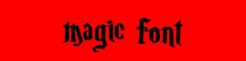 線上神奇字體轉換器,快速將英文字轉換成英文神奇字體 ,系統支援WIN+MAC蘋果系統