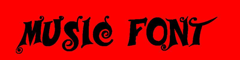 線上音樂字體轉換器,快速將英文字轉換成英文音樂字體 ,系統支援WIN+MAC蘋果系統
