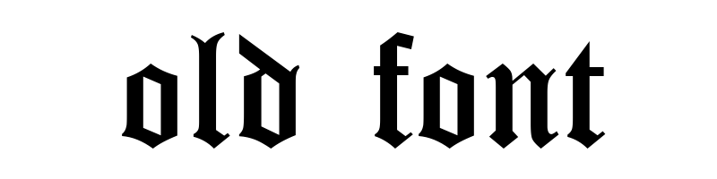 線上古老字體轉換器,快速將英文字轉換成英文古老字體 ,系統支援WIN+MAC蘋果系統