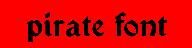 線上海盜字體轉換器,快速將英文字轉換成英文海盜字體 ,系統支援WIN+MAC蘋果系統