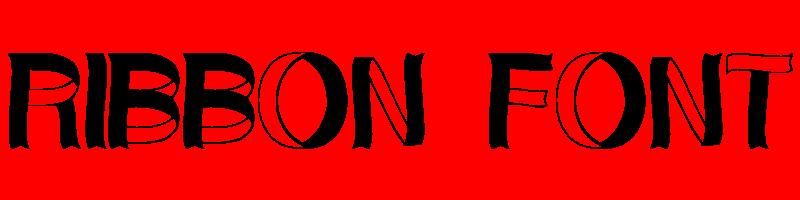 線上絲帶字體轉換器,快速將英文字轉換成英文絲帶字體 ,系統支援WIN+MAC蘋果系統