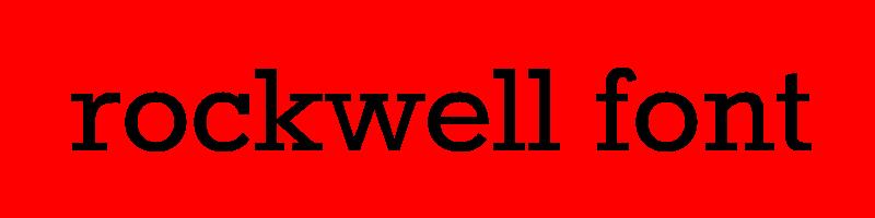 線上羅克韋爾字體轉換器,快速將英文字轉換成英文羅克韋爾字體 ,系統支援WIN+MAC蘋果系統