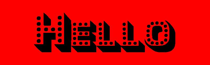 英文復古字體
