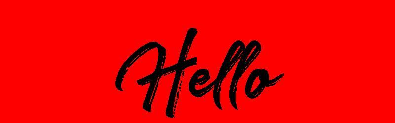 英文書法字體產生器