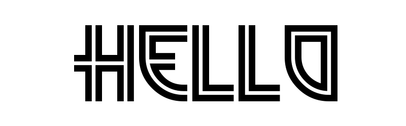 英文藝術字體轉換器